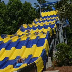 Whirlin Waters&#39 Riptide Run Slide