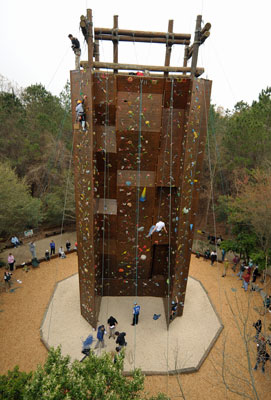 Climbing Wall Charleston County Parks And Recreation