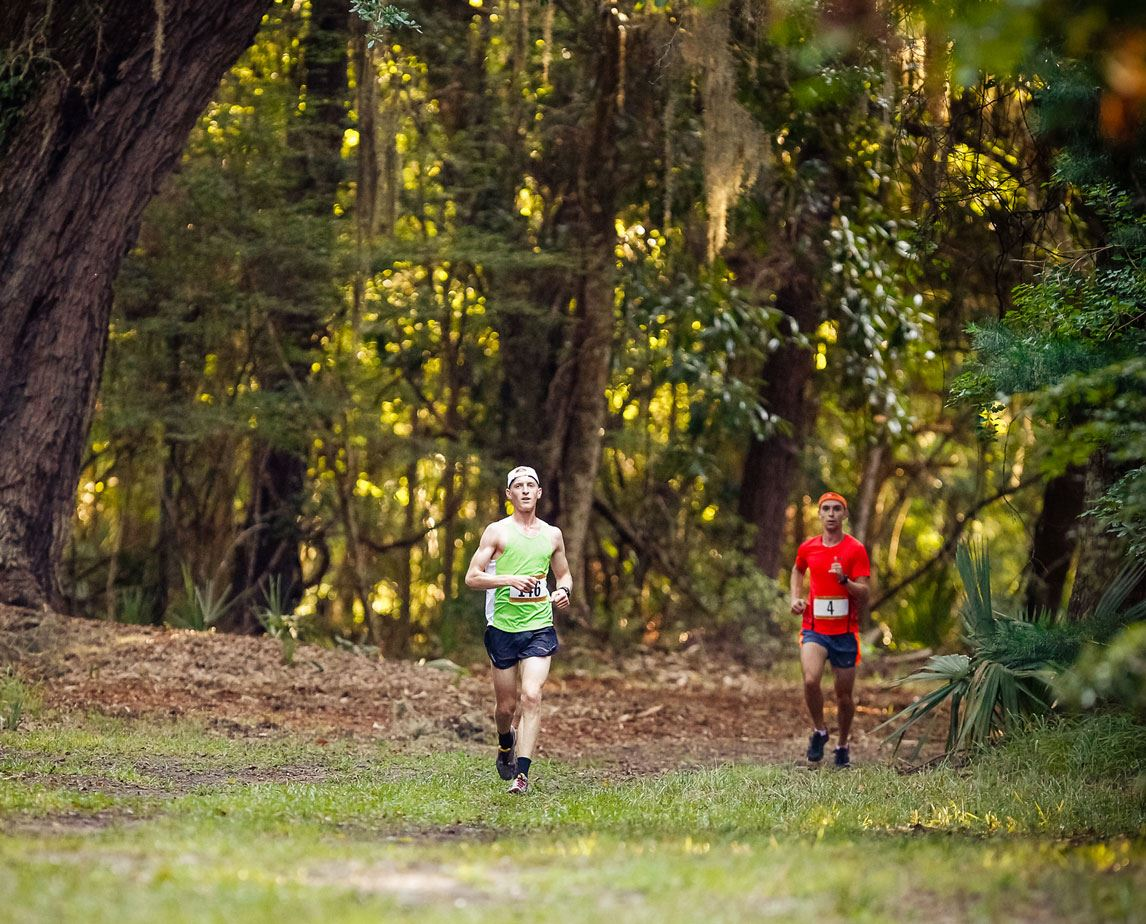 Lowcountry Trail Half Marathon & 5K