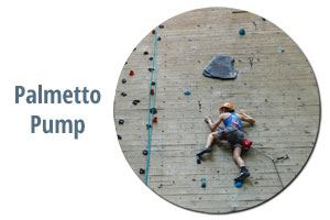 Palmetto Pump & USA Climbing Competition