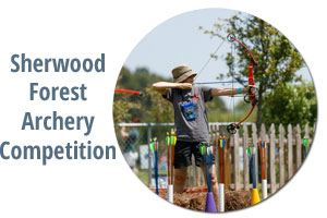 Sherwood Forest Archery Competition