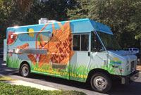 Image of the Pic-A-Nic Basket Food Truck