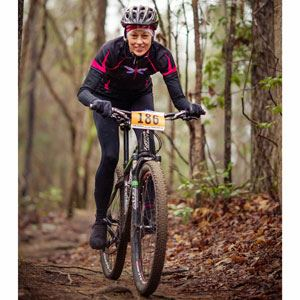 Duathlon biker Courtesy Brian Fancher Photography
