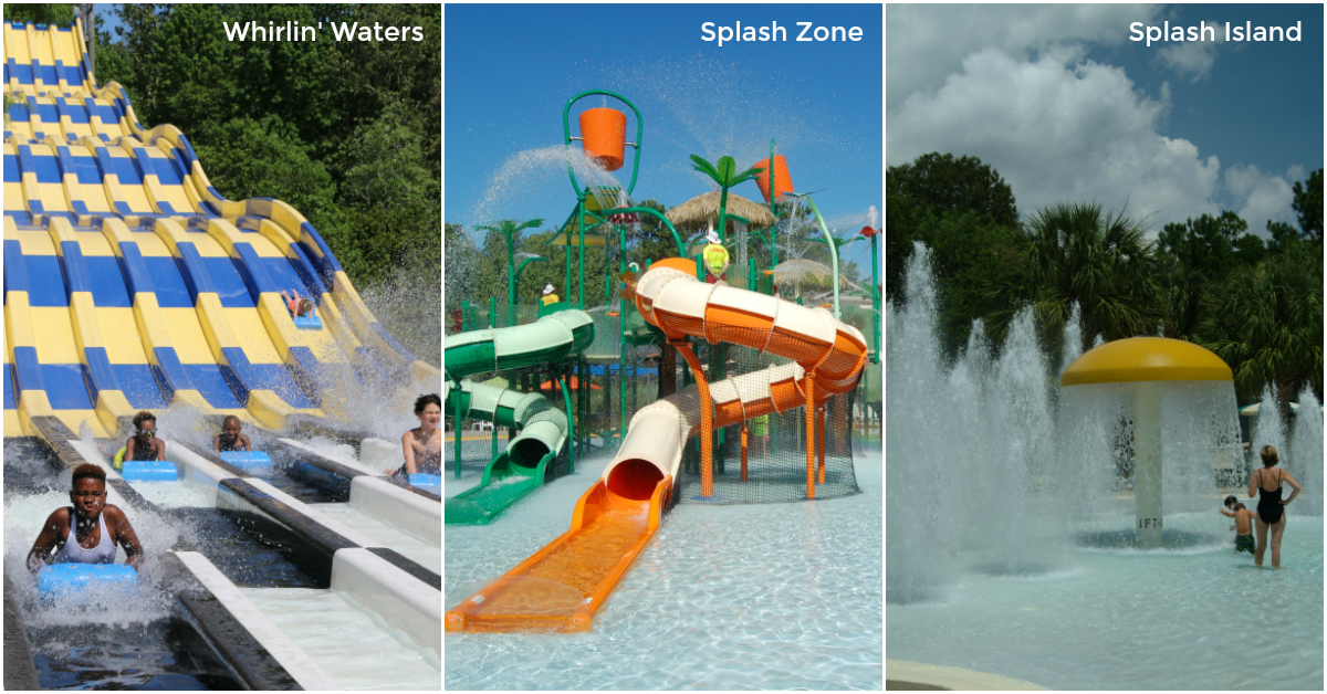 Waterparks Charleston County Parks And Recreation
