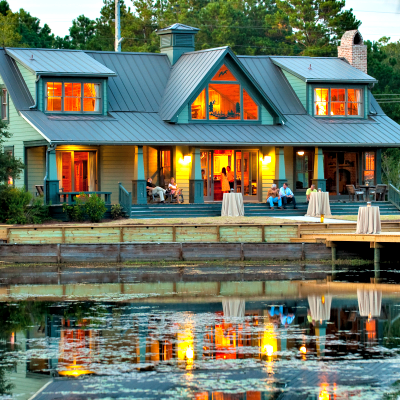 The Lake House at Bulow