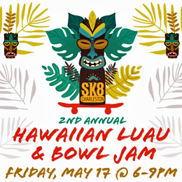 Hawaiian Luau & Bowl Jam