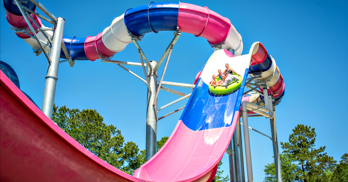 Whirlin' Waters Adventure Waterpark | Charleston County