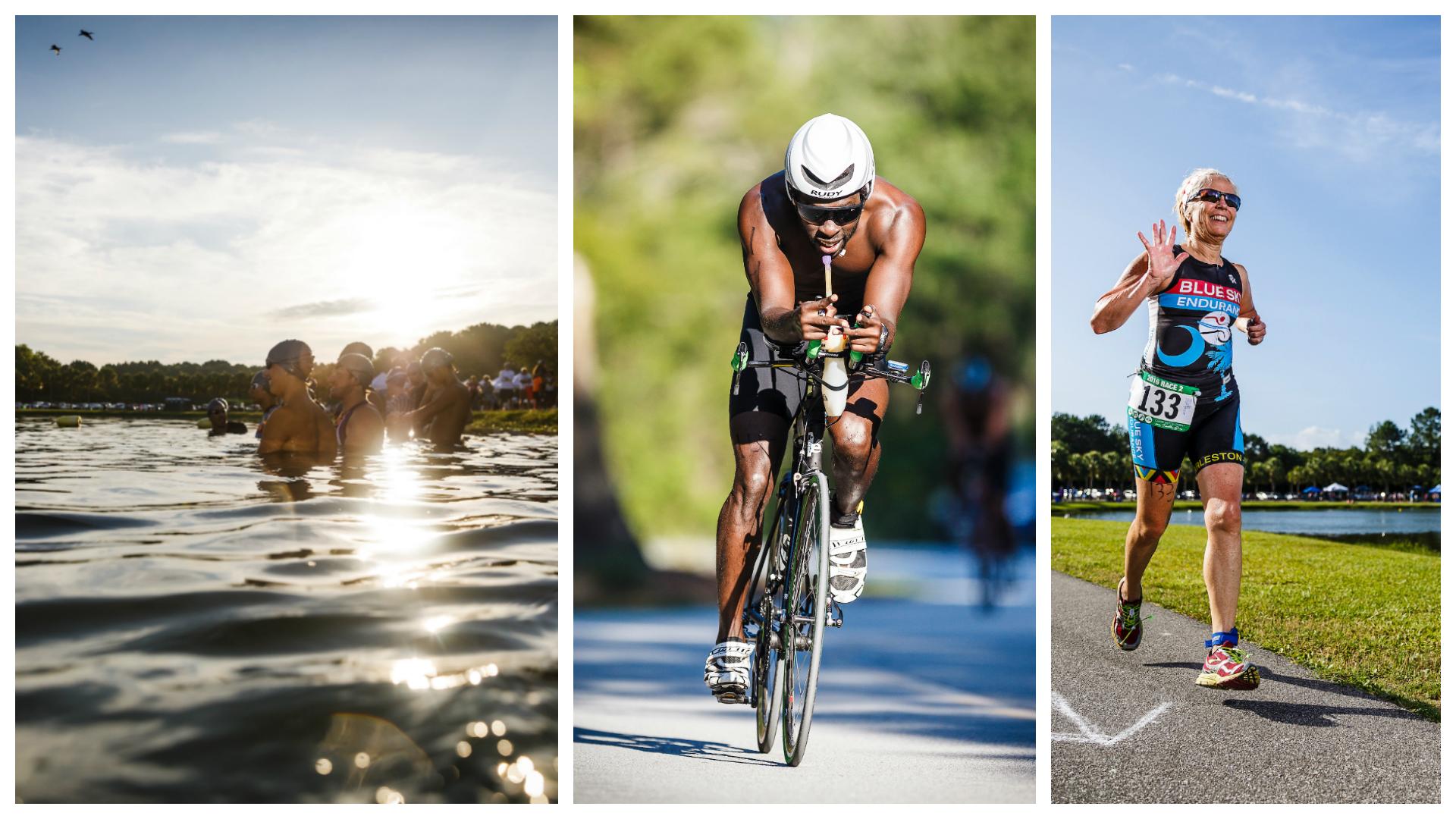 Charleston Sprint Triathlon Series Charleston County Parks  Charleston County Parks