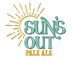 Logo for Suns Out Pale Ale