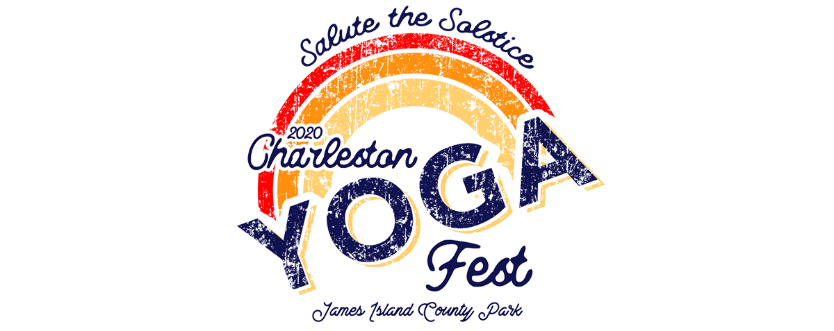 Salute the Solstice Charleston Yoga Fest logo