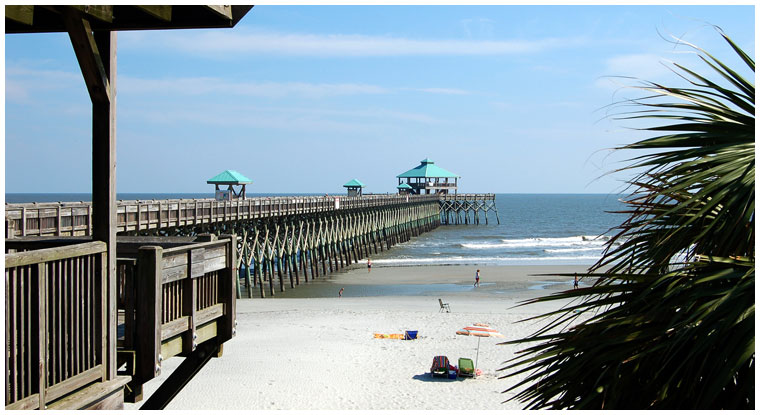 Folly Beach Pier | Charleston County Parks and Recreation