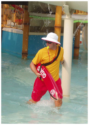 Waterpark Lifeguard