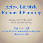 Active Lifestyle Financial Planning Logo