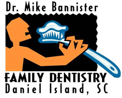 Dr. Mike Bannister Family Dentistry Logo