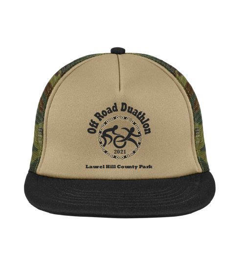 Image of the 2021 Off-Road Duathlon hat