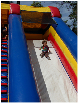 Image of the 18-Foot Slide