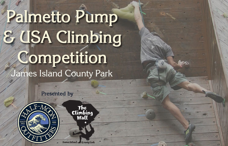 Palmetto Pump and USA Climbing Competition