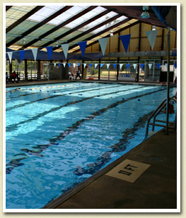 Image of the W.L. Stephens Aquatic Center