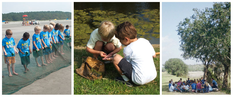SBEFT Programs at Your Charleston County Parks