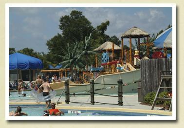 Splash Zone Water Park James Island
